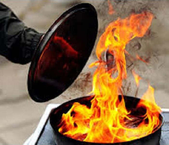 Tips to Avoid Fires in the Kitchen